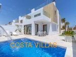 CV0461, New Development of Detached Villas in Torre de la Horadada