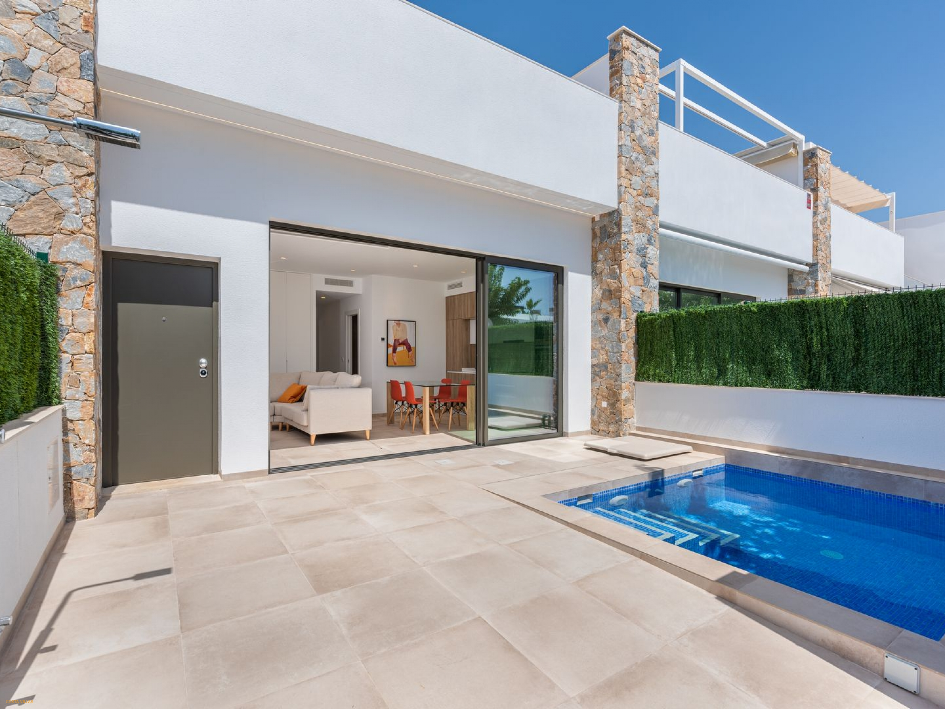 New Development of Villas with Private Pools