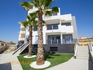 NEW BUILD: 1 bed apartment near Villamartin