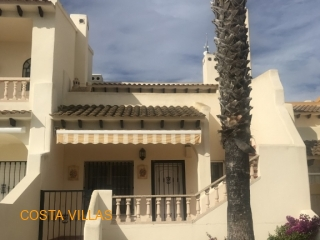 2 Bedroom house with communal pool