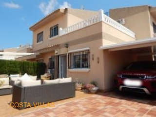 3 Bed quad house with pool